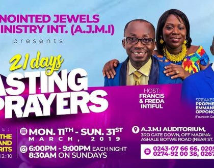 Christian Leadership Conference – 2017 – Anointed Jewels